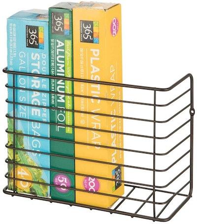 mDesign Kitchen Storage Basket