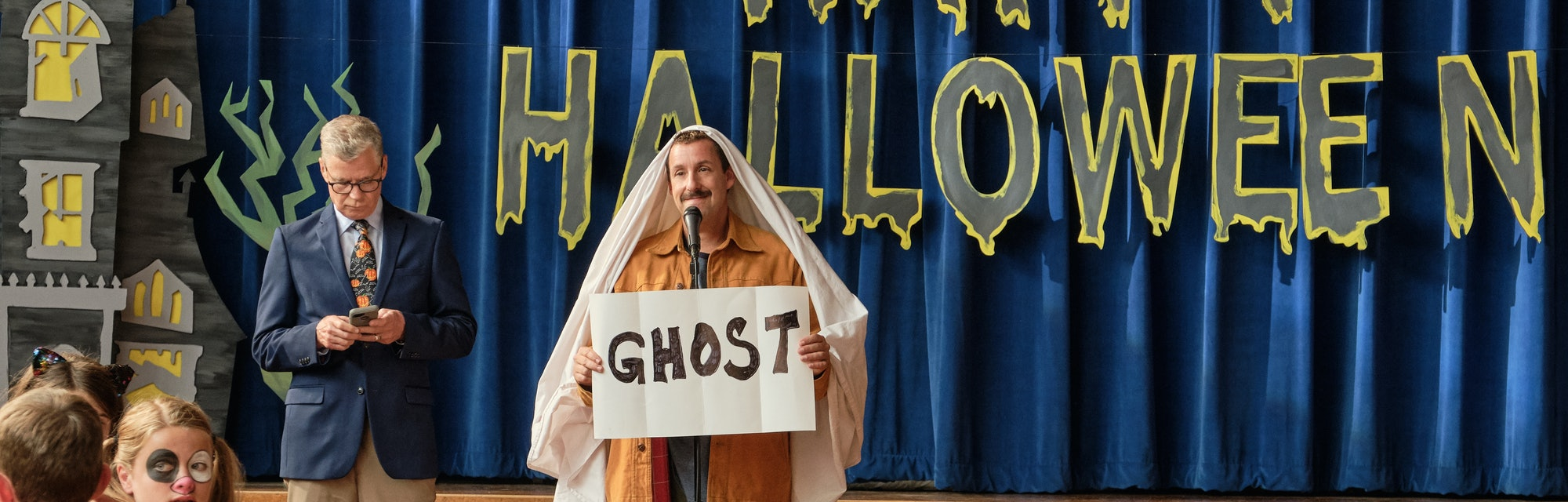 Hubie Halloween Netflix Trailer Adam Sandler Gets Revenge For Oscar Snub