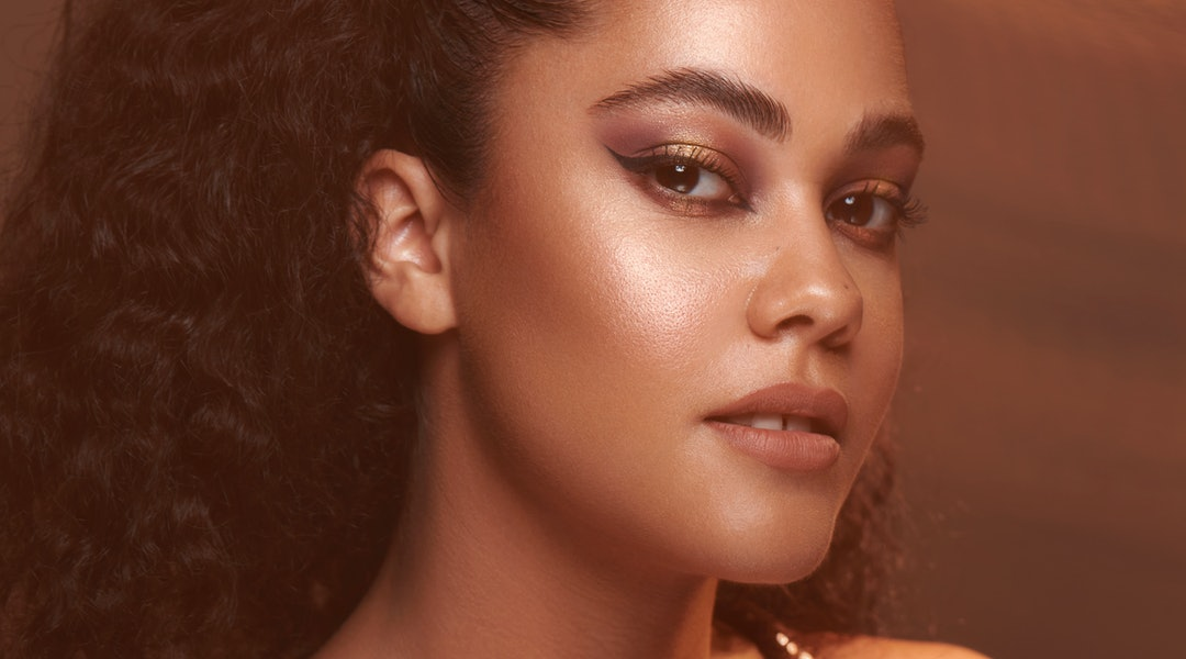 Huda Beauty's new palettes are perfect for creating a smoky eye.