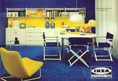 You Can Now Browse 70 Years Of Ikea Glory In Its Online Library Of Vintage Catalogs