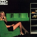 Cover of IKEA catalog from 1970