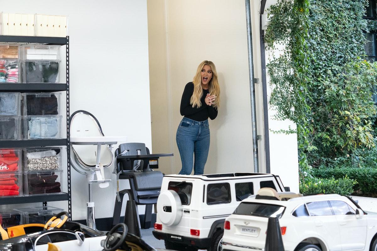 Khloe Kardashian on 'Get Organized'