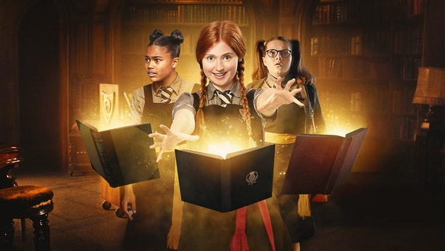 Catch the latest season of 'The Worst Witch' on Netflix