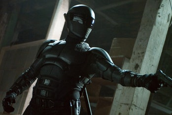 Snake Eyes GI Joe Retaliation