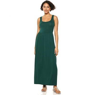 Amazon Essentials Tank Waisted Maxi Dress