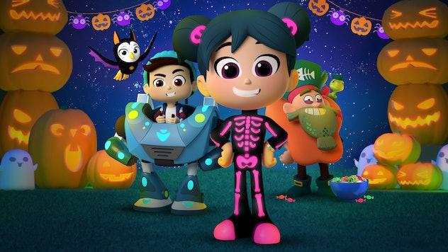 'StarBeam: Halloween Hero' is streaming on Netflix in October
