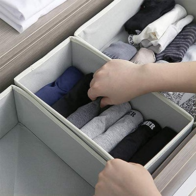 Ticent & Co. Drawer Organisers (6-Pack)
