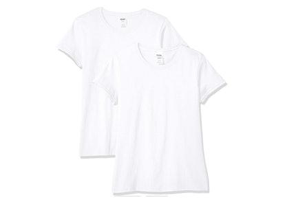 Gildan Women's Heavy Cotton Adult T-Shirt (2-Pack)