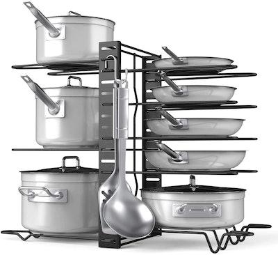 Devan Adjustable Cookware Organizer