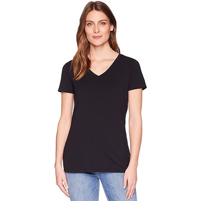 Amazon Essentials Short Sleeve V-Neck T-Shirt (2-Pack)