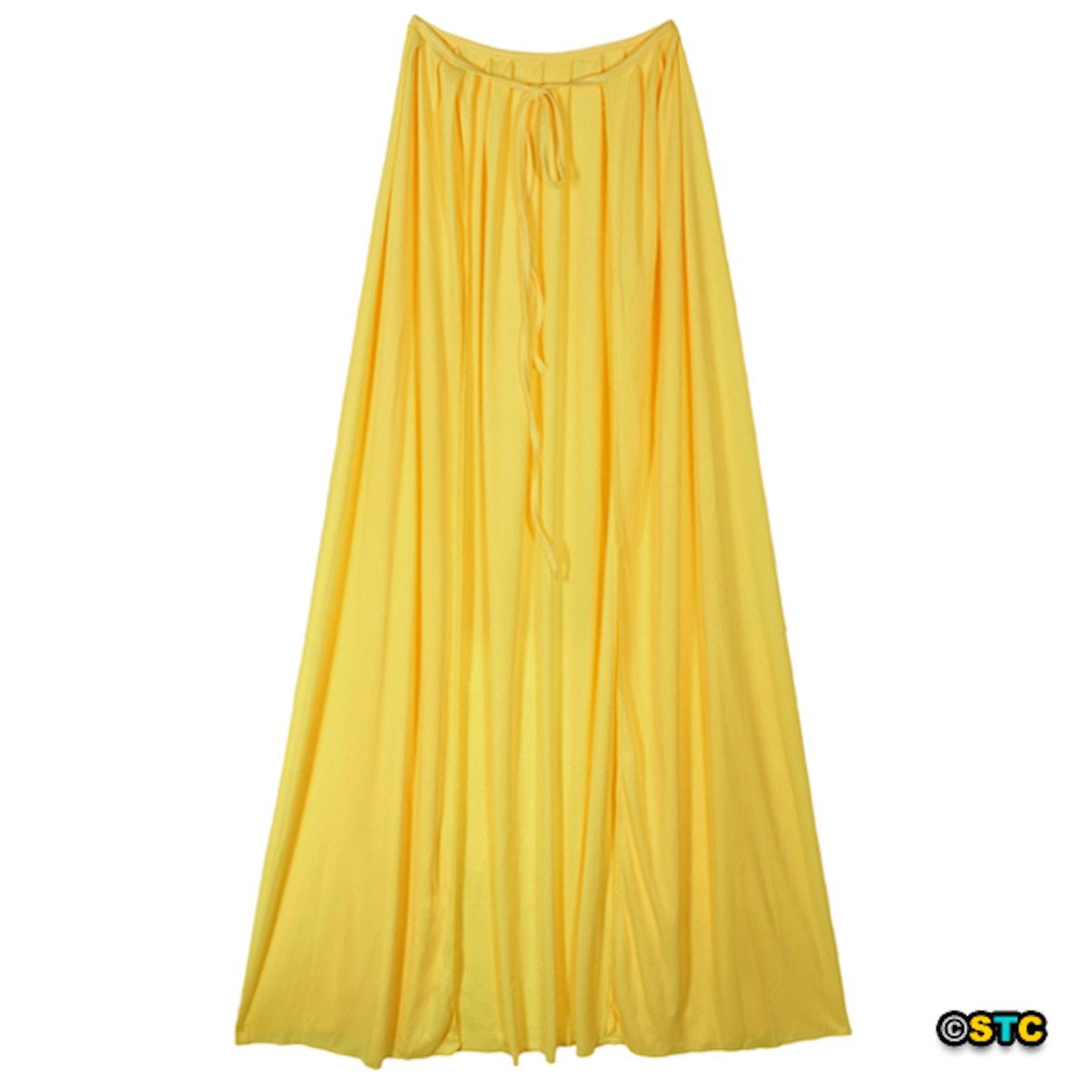 "Seasons Trading 48"" Yellow Cape"