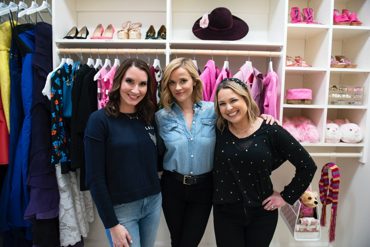 Reese Witherspoon on 'Get Organized with The Home Edit'