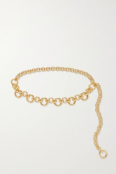 Amara Gold Belt