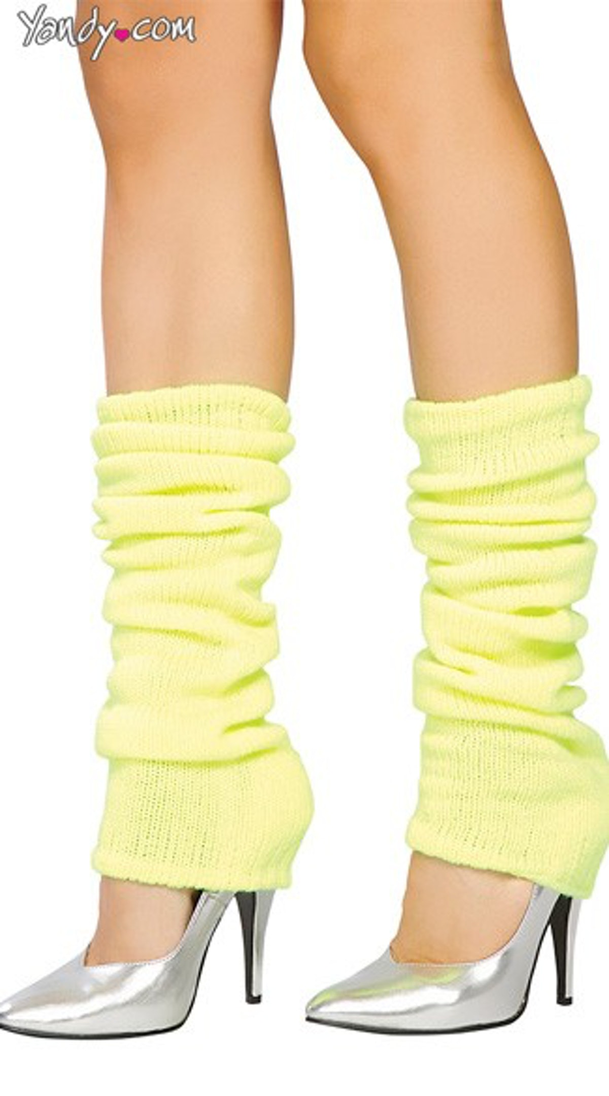 Yandy Solid Color Calf High Warmers