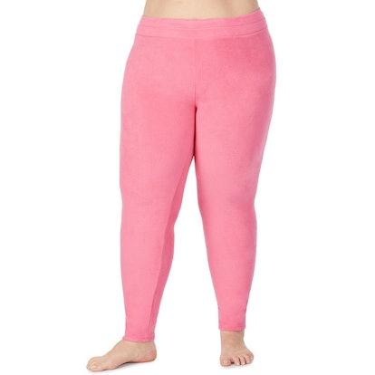 Cuddl Duds Women's Plus Size Fleecewear with Stretch Leggings