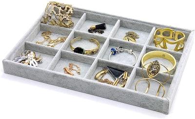 PuTwo Jewellery Tray Organiser
