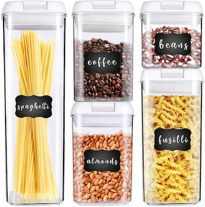 George Olivier Stackable Food Storage Containers
