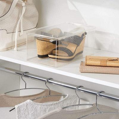 mDesign Shoe Box Organiser