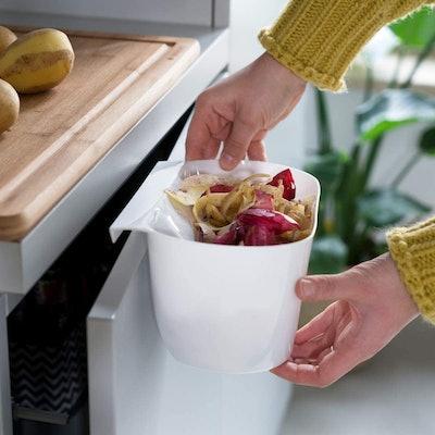 Navaris Hanging Kitchen Waste Bins
