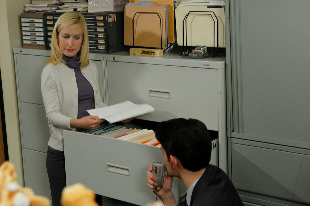 Angela Kinsey's Ideas For A 'The Office' Reunion Special
