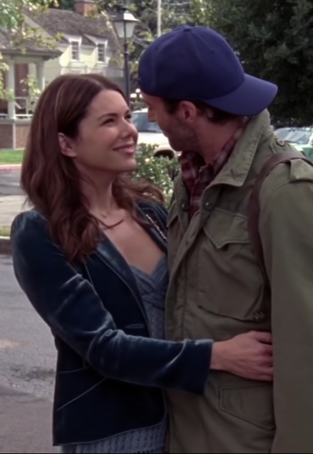 """Let """"Gilmore Girls"""" inspire you and your partner to get coffee, and stroll around a charming town."""
