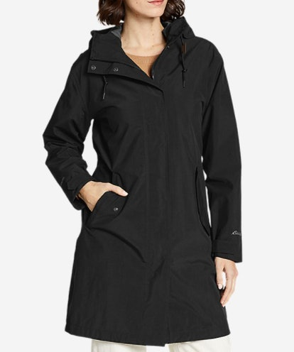 Port Townsend Trench Coat