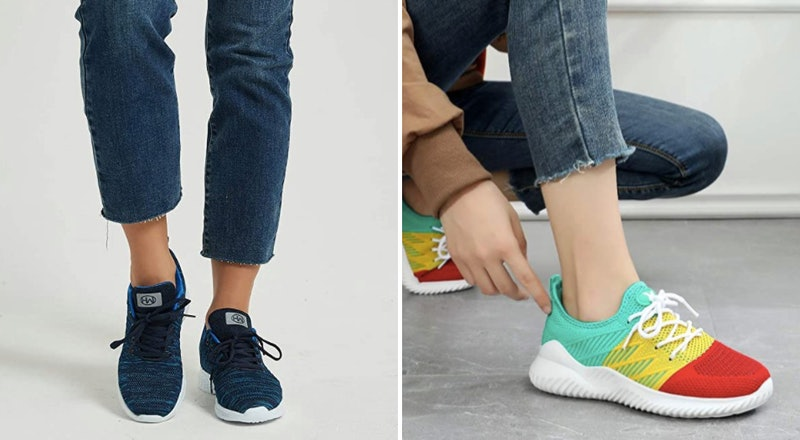 Best Cheap Sneakers For Wearing Around The House