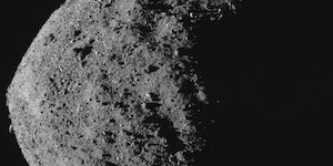 Heat stress is causing asteroid Bennu to lash out