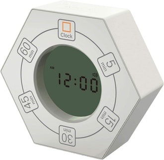 Znewtech Home & Office Timer with Clock