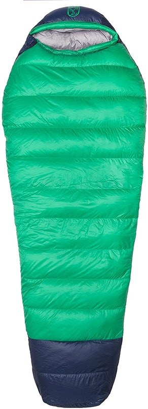 Paria 0-Degree Down Mummy Sleeping Bag