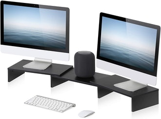 FITUEYES Adjustable Monitor Stand