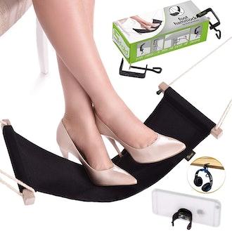 5FOLD PRODUCTS Adjustable Desk Foot Hammock