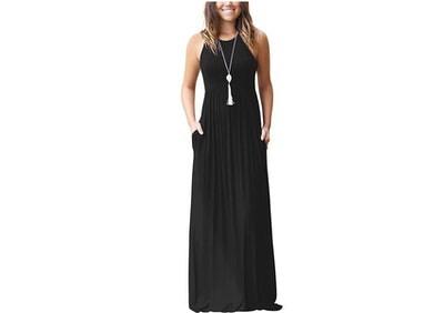 GRECERELLE Racerback Maxi Dress