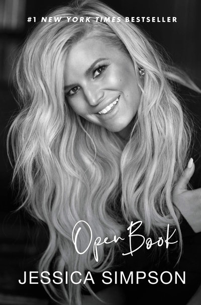 'Open Book' by Jessica Simpson