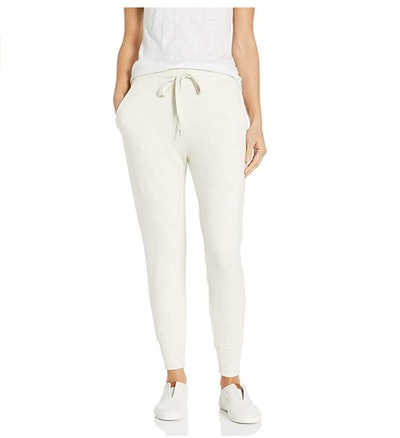 Daily Ritual Women's Terry Cotton and Modal Jogger