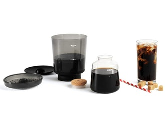 OXO BREW Compact Cold Brew Coffee Maker