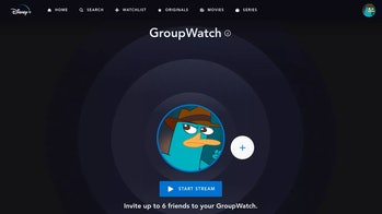 Disney Plus is testing a group watch party feature.