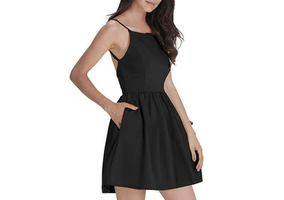 FANCYINN Spaghetti Strap Dress
