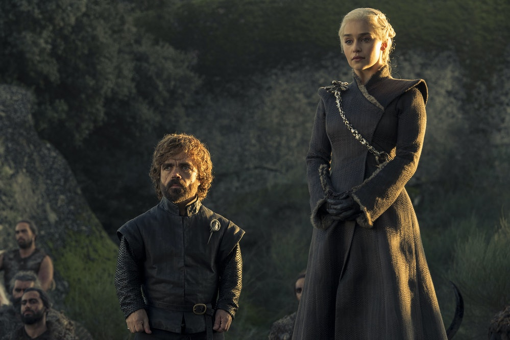 tyrion daenerys game of thrones