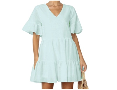FANCYINN Shift Mini Dress