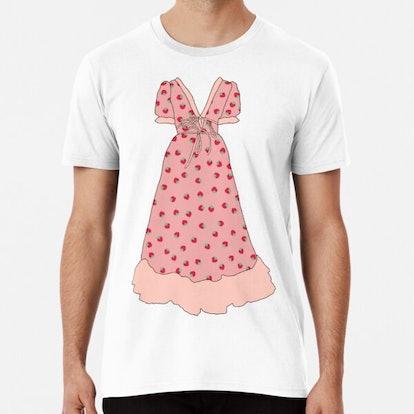 CorinneCarollo Strawberry dress Premium T-Shirt