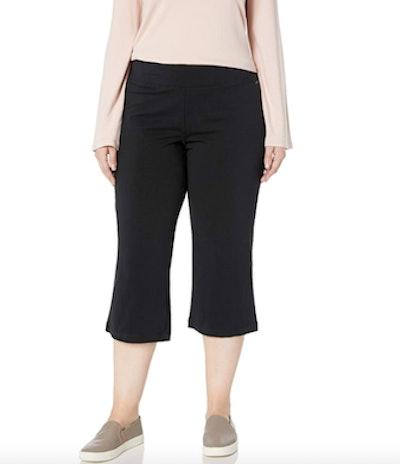 Jockey Slim Flare Capri Pants
