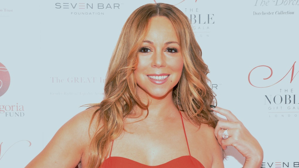 Mariah Carey landed a spot in the new 'Mean Girls' movie during her video with Tina Fey.
