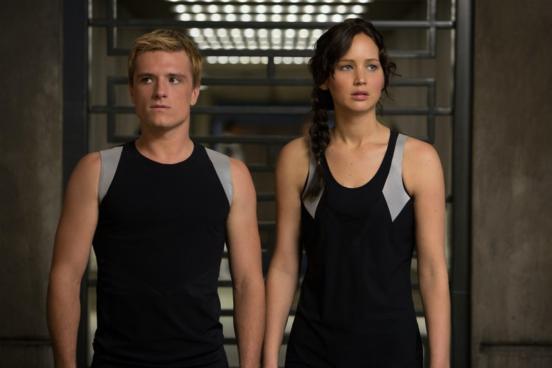 Josh Hutcherson revealed where he thinks Katniss and Peeta from 'The Hunger Games' would be now.