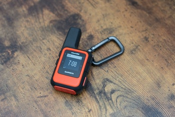 The Garmin InReach Mini.