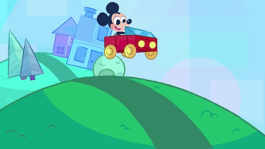 "Disney Junior's ""Ready for Preschool"" will debut four Spanish-language shorts in honor of Hispanic Heritage Month."
