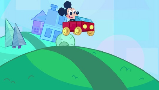 """Disney Junior's """"Ready for Preschool"""" will debut four Spanish-language shorts in honor of Hispanic Heritage Month."""
