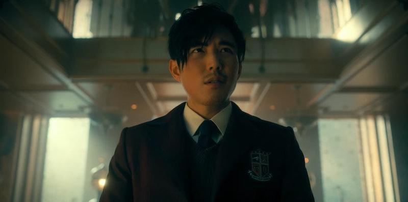 An alive Ben in 'The Umbrella Academy' Season 2