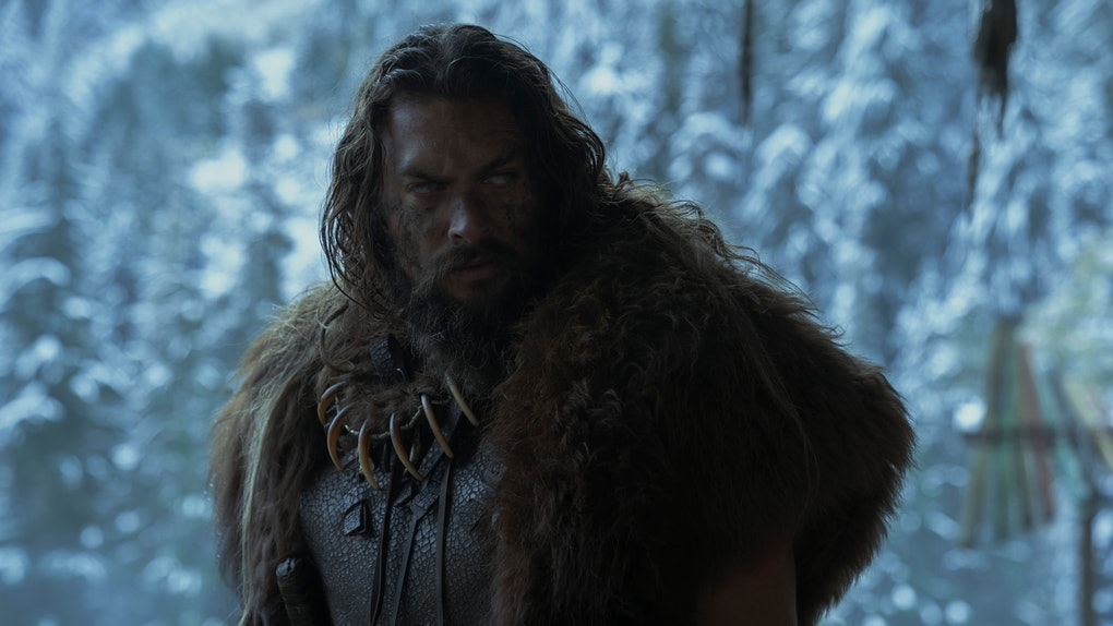Jason Momoa in 'See' Season 1 on Apple TV+