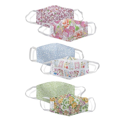 Lady Pepperell Standard Reversible Face Mask (3-Pack)